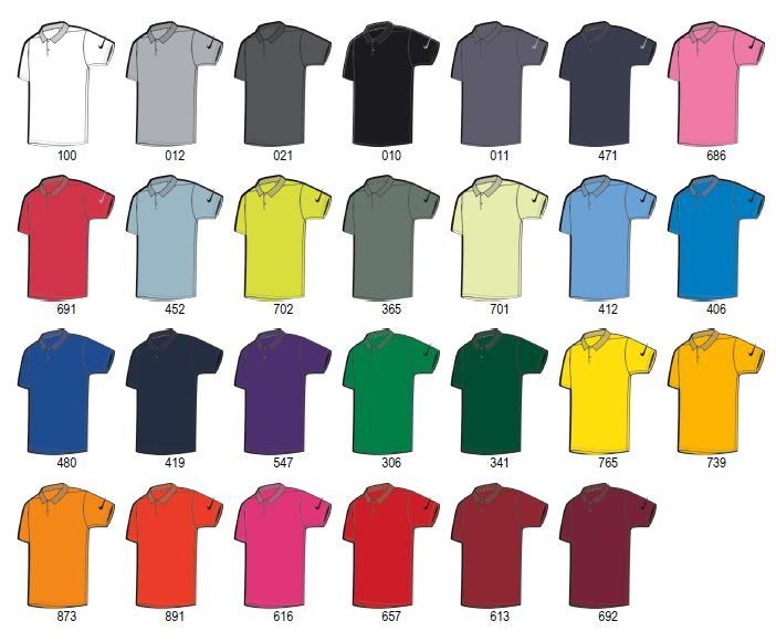 Shirt Colors Our T Shirt