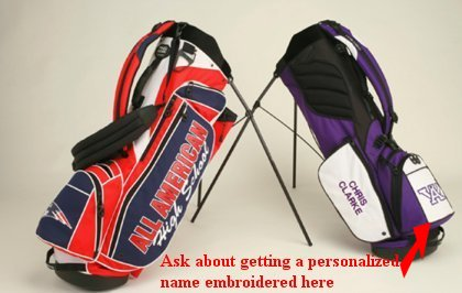 Custom Ping Bags With Logo Arts