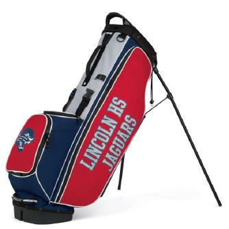 Team Golf Gear Ping Mascot Fully Customizable Bag 7de3de4a870a5